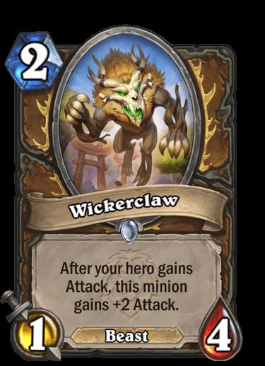 Wickerclaw