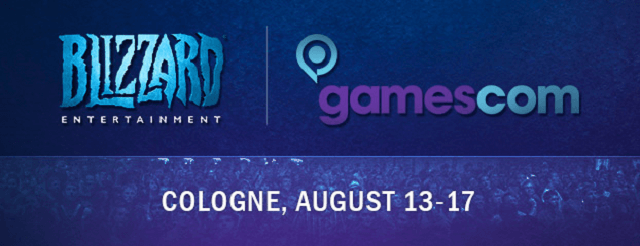 Blizzard a Gamescom 2014-en