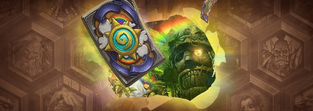 rainbow Hearthstone