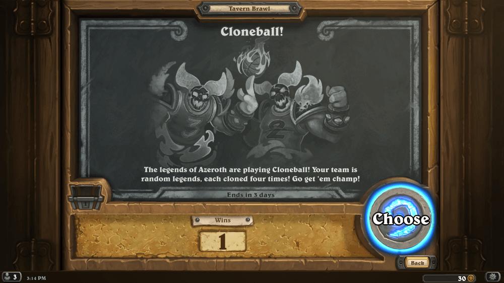 Cloneball