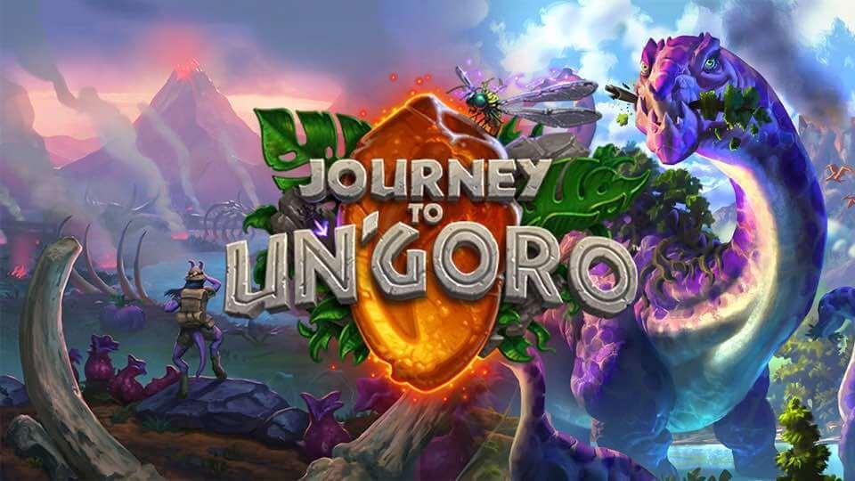 Twitch Stream Kérdezz-Felelek: Journey to Un'Goro és a Balance változtatás