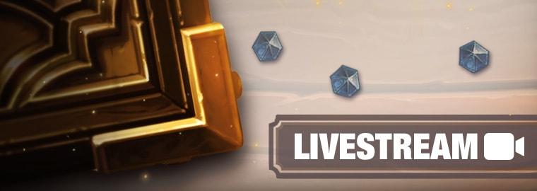 Live Stream Kérdezz-Felelek: Journey to Un'Goro és a Balance változtatás