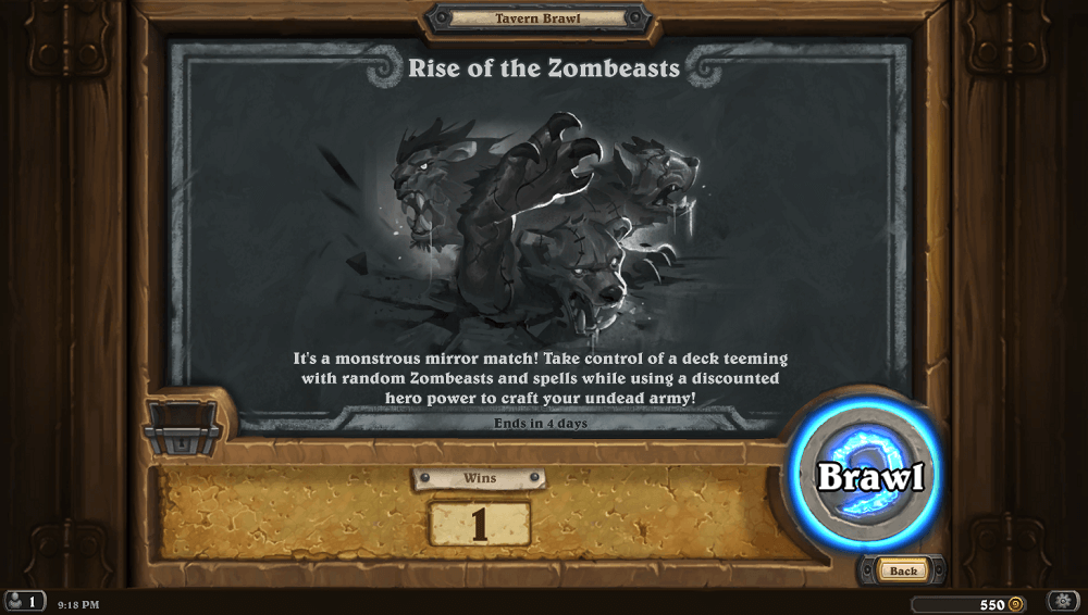 Rise of the Zombeasts Tavern Brawl with Toki