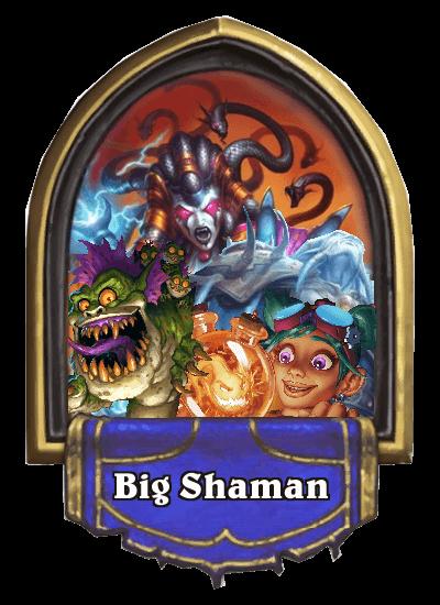 AoOWld Big Shaman portrait