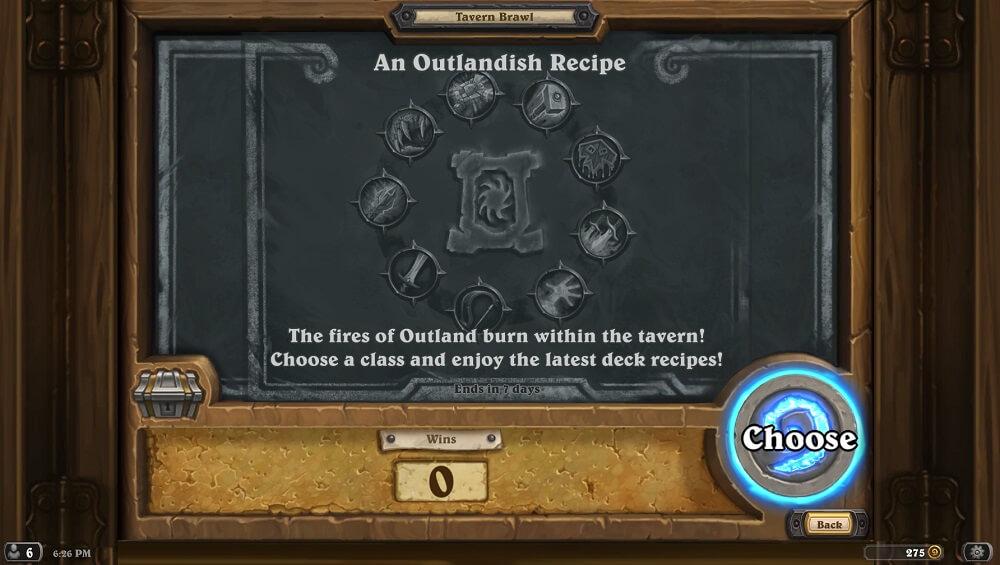Outlandi recept