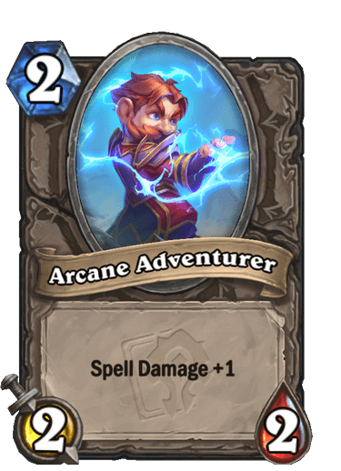 Arcane Adventurer