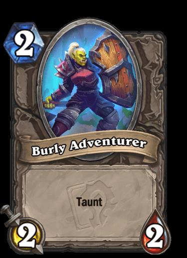 Burly Adventurer