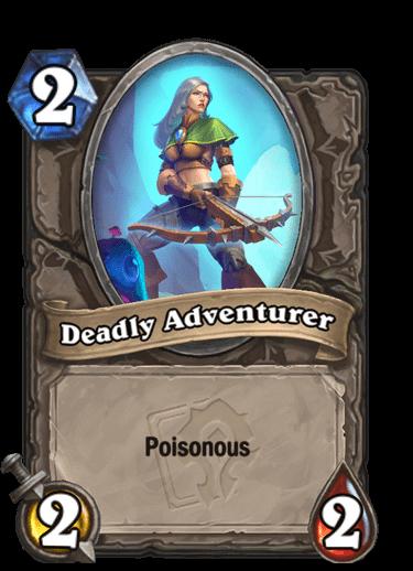 Deadly Adventurer