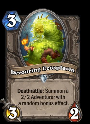 Devouring Ectoplasm