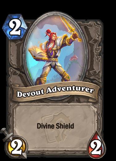 Devout Adventurer