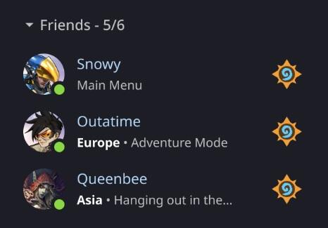 barátok az egész világon