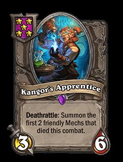 Kangors Apprentice