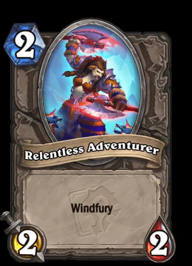 Relentless Adventurer