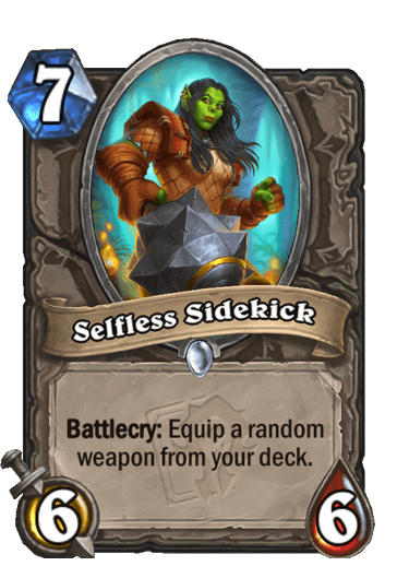 Selfless Sidekick