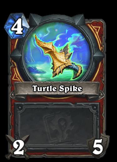 Turtle Spike