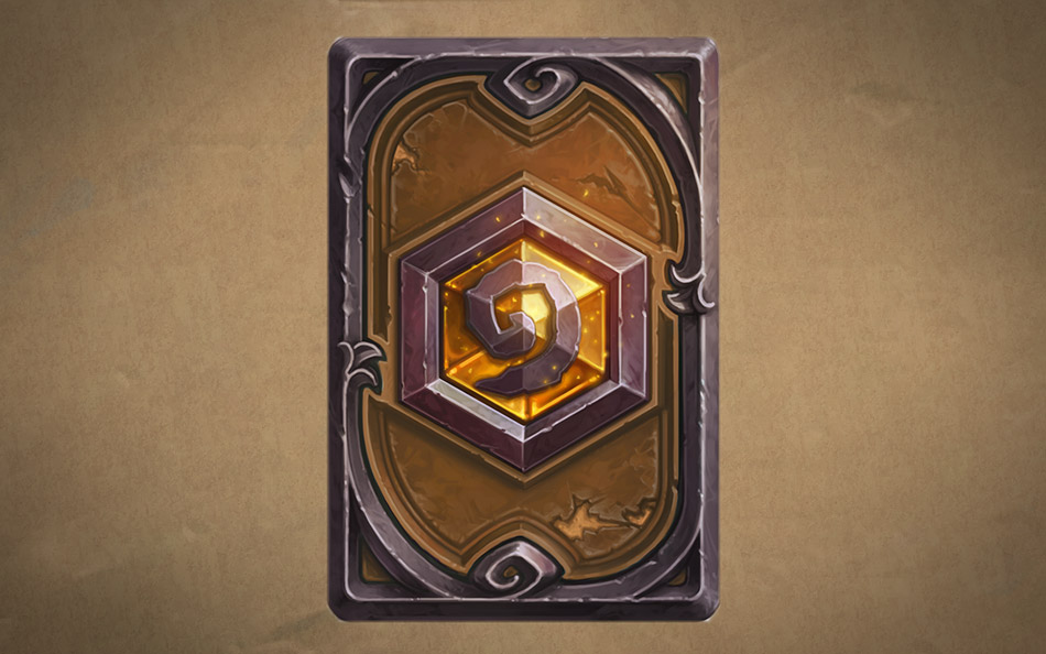 Hearthstone legenda hátlap