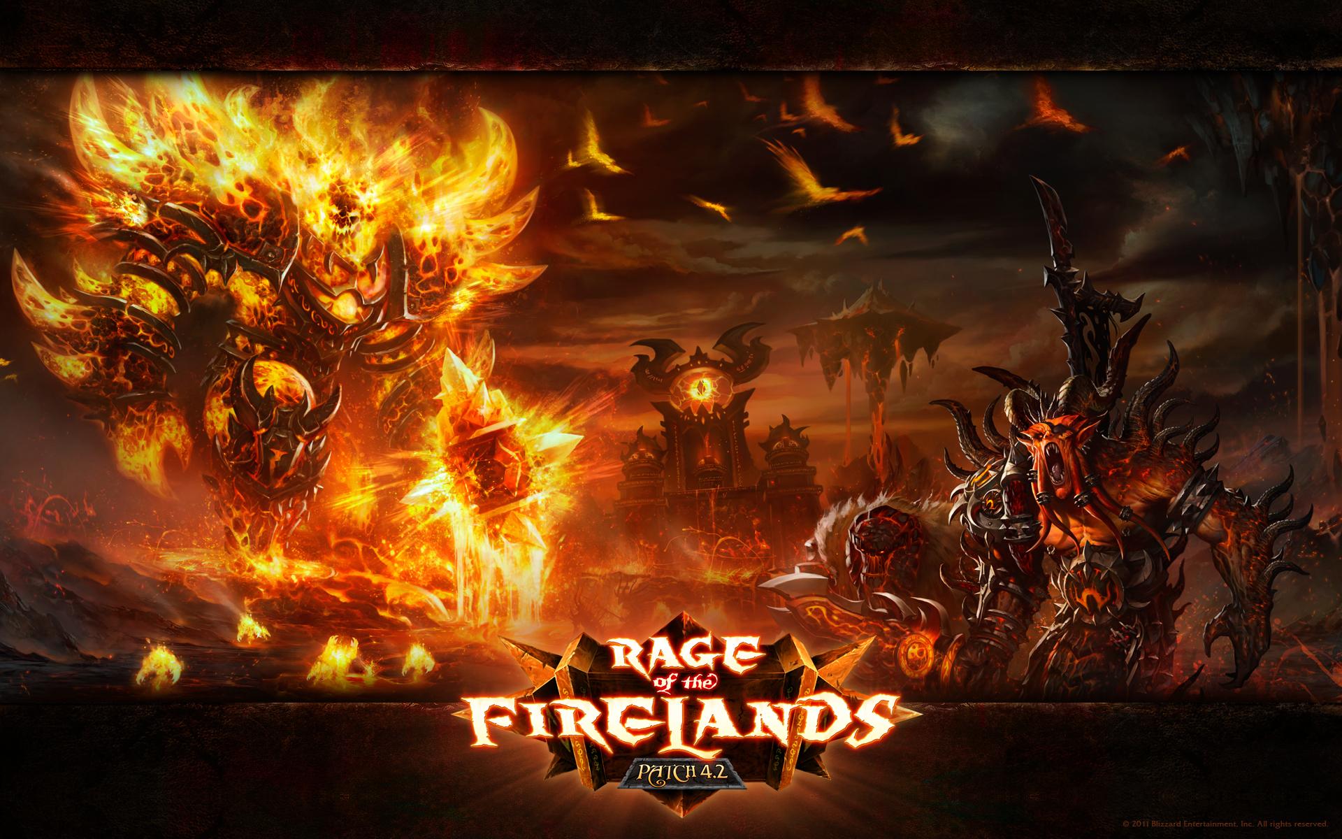 Ragnaros Firelands-ben