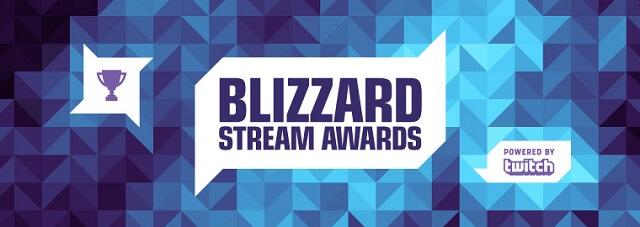 Blizzard Streamer jutalmak nyertesei