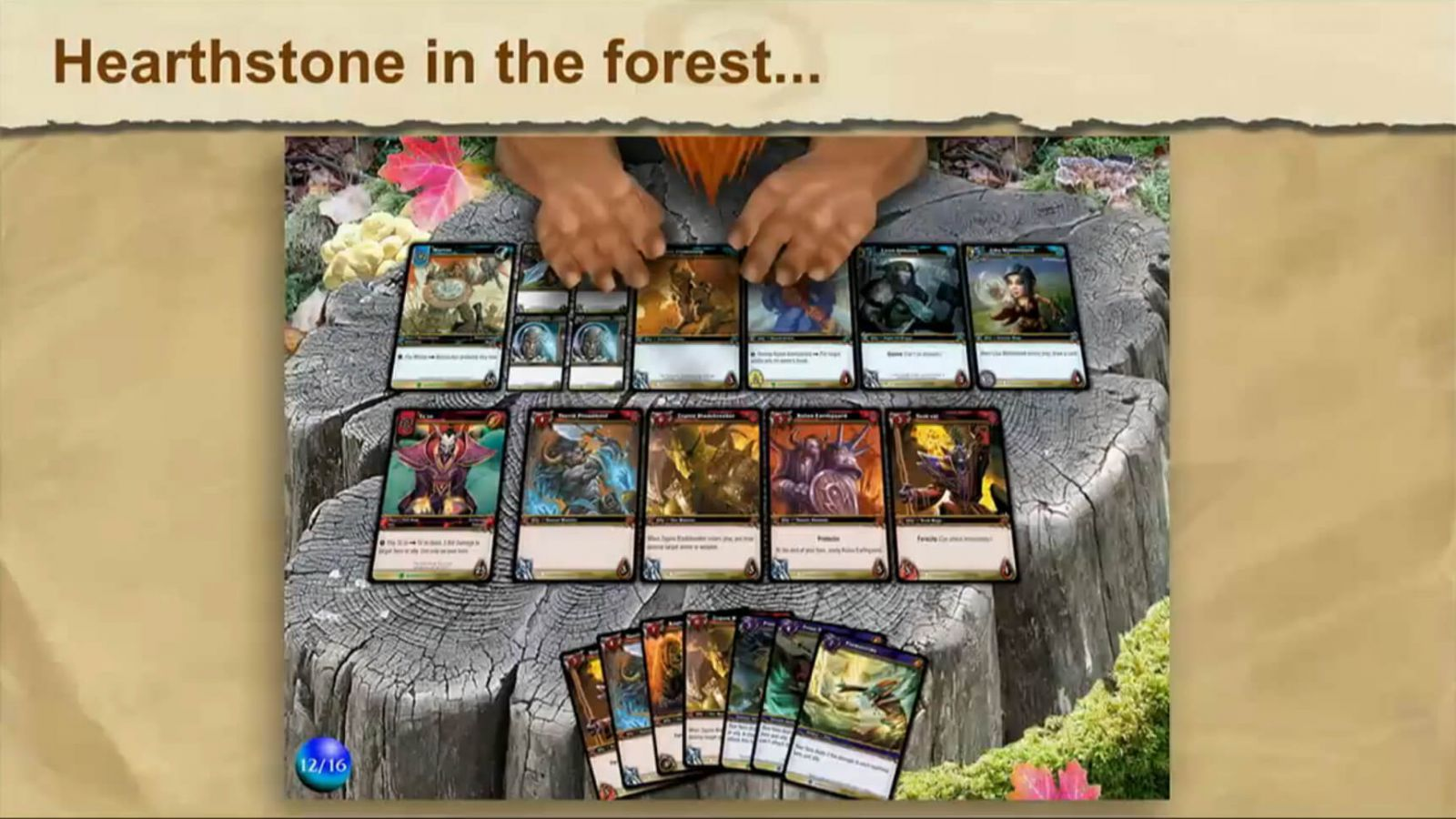 hearthstone forest