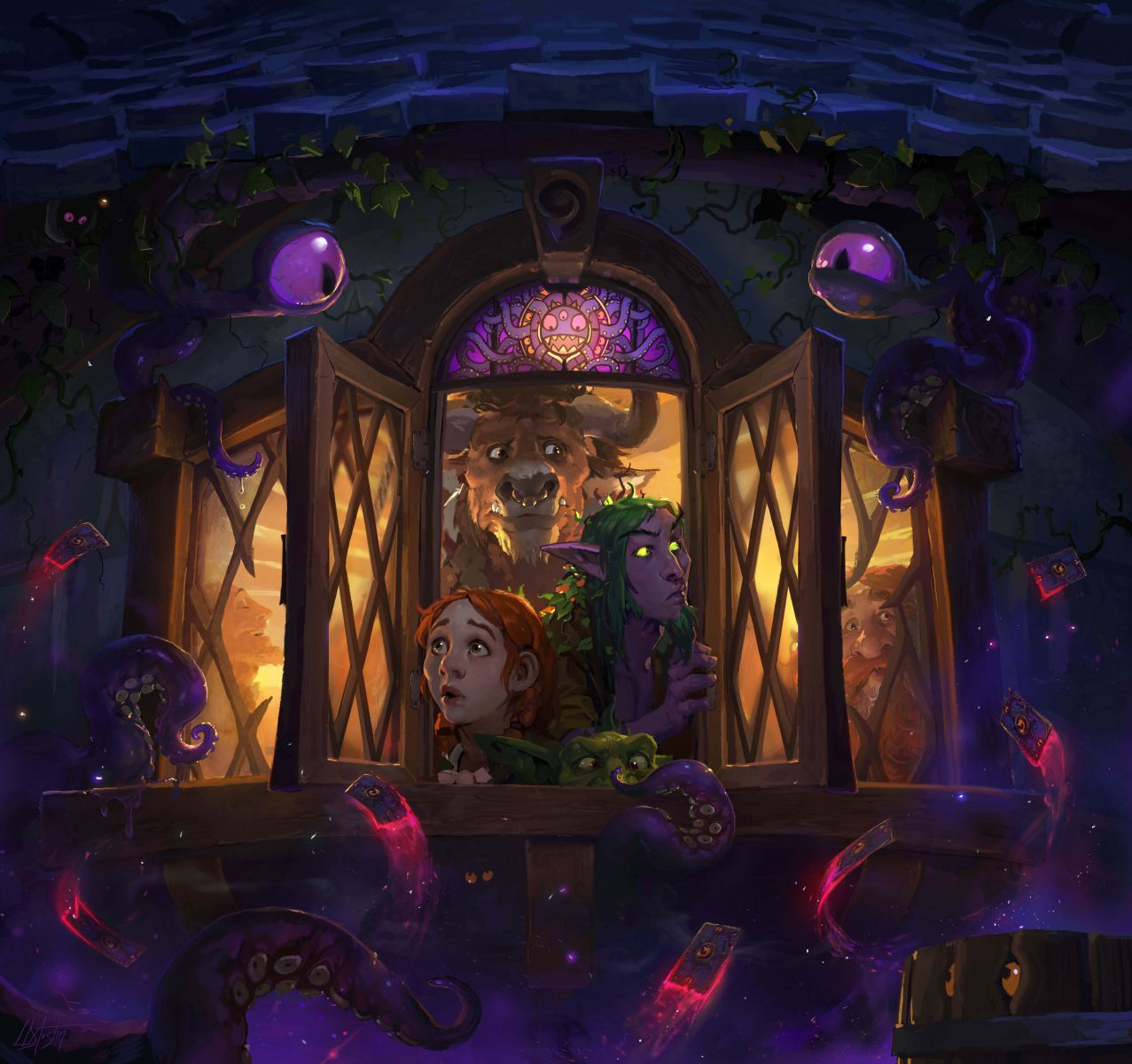 Old Gods artwork