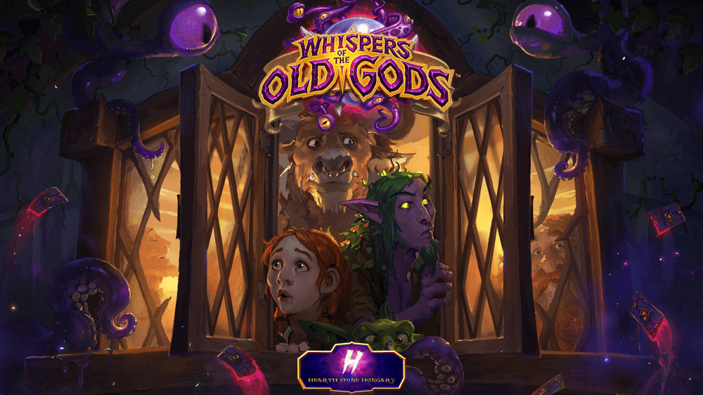 Whispers of the Old Gods Hearthstone Hungary