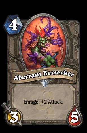 Aberrant Berserker