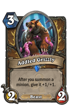 Addled Grizzly