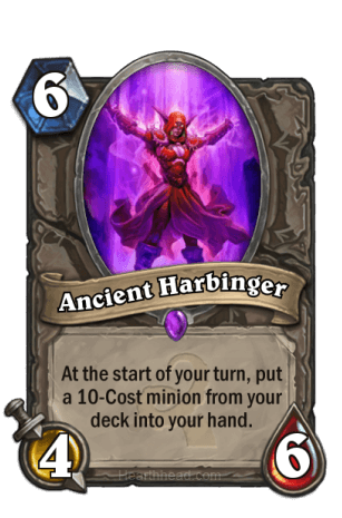 ancient harbringer