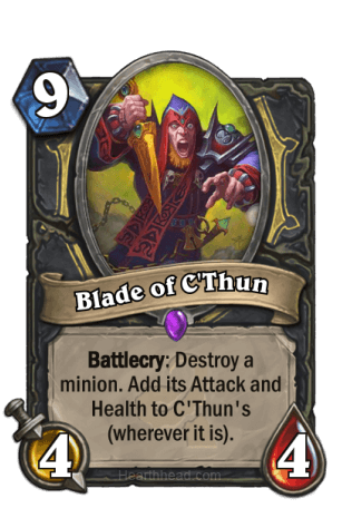 Blade of CThun