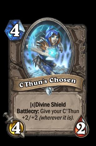 CThun szolgája