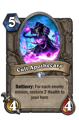 cult apotheracy