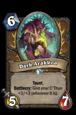 Dark Arakkoa