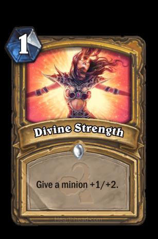 Divine Strength
