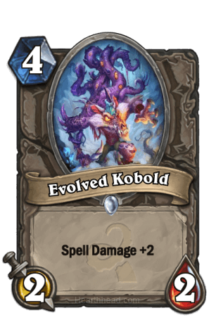 Evolved Kobold