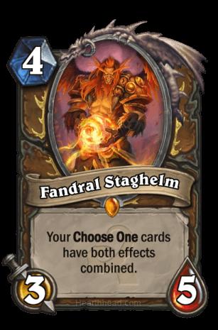 Fandrel Staghelm