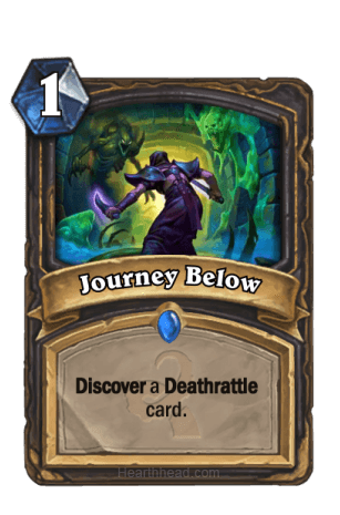 Journey Below