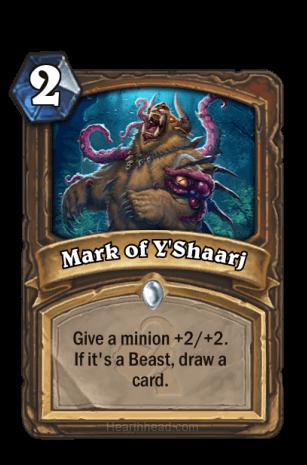 mark of Yshaarj