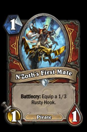 Nzoth First Mate