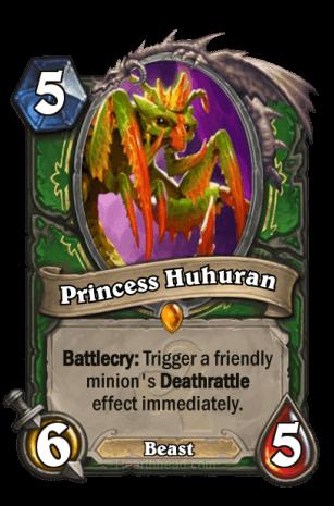 Princess Huhuran