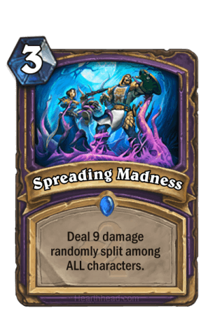 Spreading Madness
