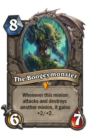 The Boogeymonster