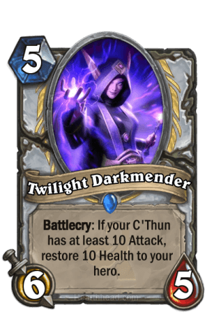 Twilight Darkmender