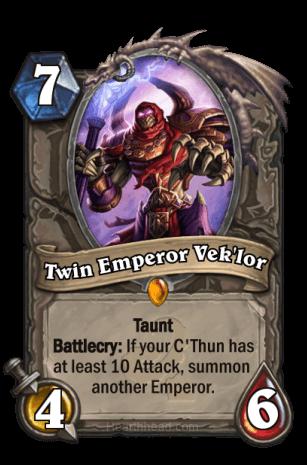 Twin Emperor Veklor