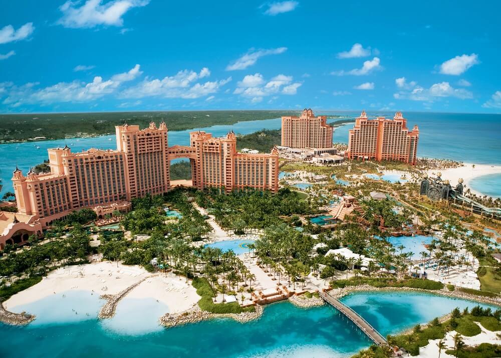 Élő közvetítés a Bahamákról új kártyákkal