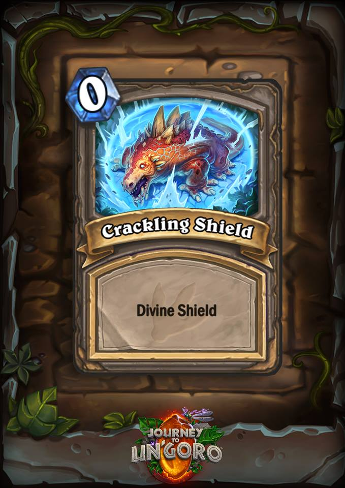 Crackling Shield