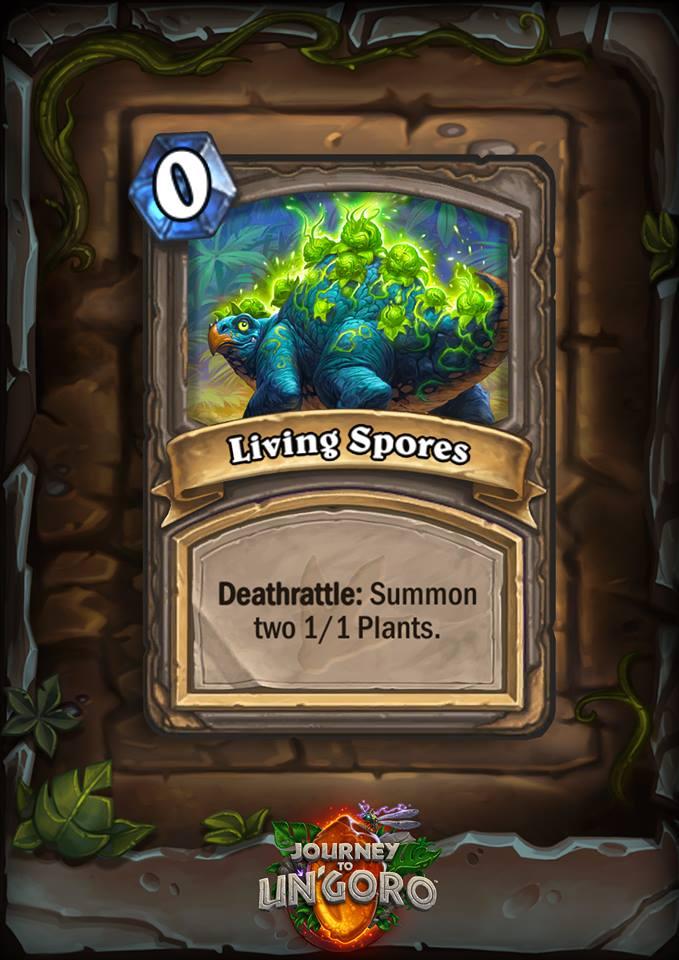 Living Spores