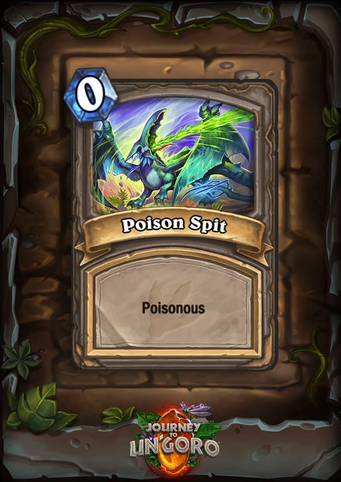 Poison Spit