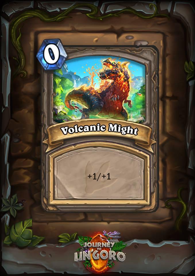 Volcanic Might
