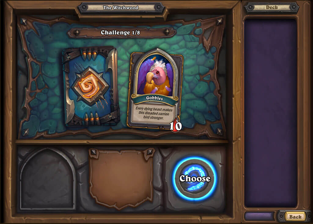 Gobbles Monster Hunt Hearthstone