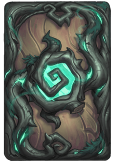 Witchwood pre-order kártyahátlap
